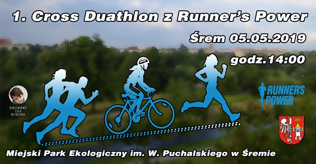 1 Cross Duathlon z Runner's Power